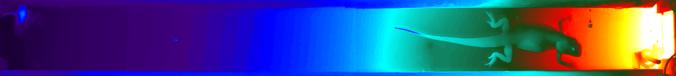 Banner in gradient